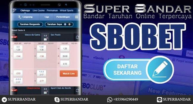 Aplikasi SBOBET88